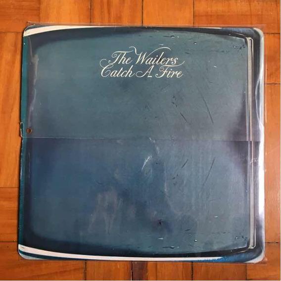 The Wailers - Catch A Fire Lp De Época Estado De Novo!
