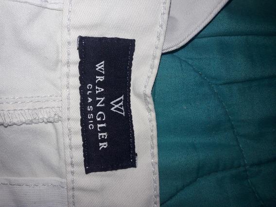 Pantalón Wrangler - Pinzado
