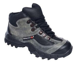 Zapato Calzado De Trabajo Punta Reforzada Bochin Envios