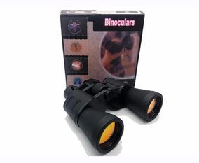 Binoculo Longo Alcance Visão Alargada Profissional 10x-90x50
