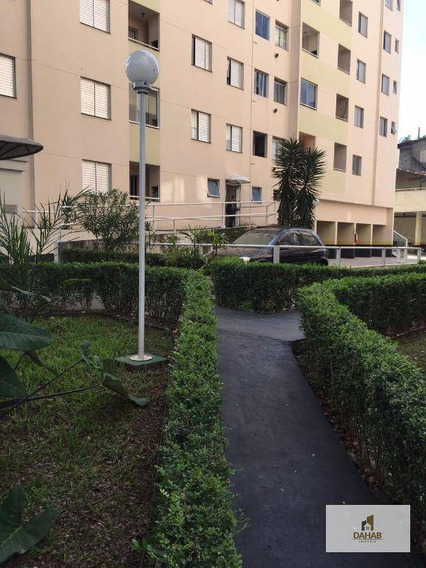 Apartamento Residencial À Venda, Jardim América, Taboão Da Serra. - Ap0043