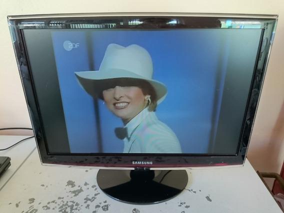 Tv E Monitor Samsung T220m
