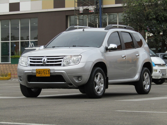 Renault Duster Dinamique 2000 Mt Aa