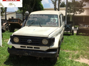 Toyota Land Cruiser 1999 Direcao Inglesa