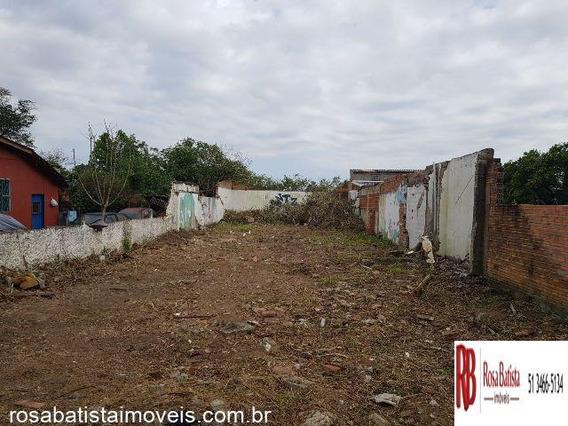 Terreno Localizado(a) No Bairro Fátima Em Canoas / Canoas - T144