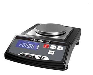 Báscula Digital Alta Precision 200gr X 0.01gr Myweig Ibalanc