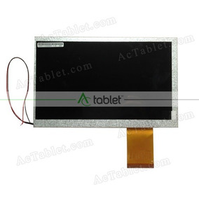 Tela Display Lcd Tablet 7 Fpc7006003