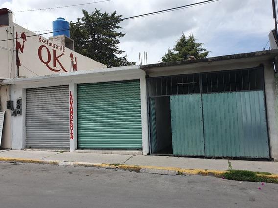 Casa En Renta En Sahagún Hidalgo, De 3 Habitaciones Con Estacionamiento.