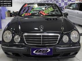 Mercedes-benz E430 2001