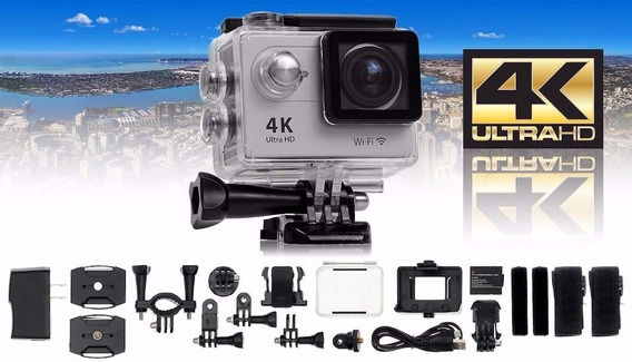 Câmera 4k Sport Filmadora Full Hd 12mp 1080 Wifi Turnigy Fpv