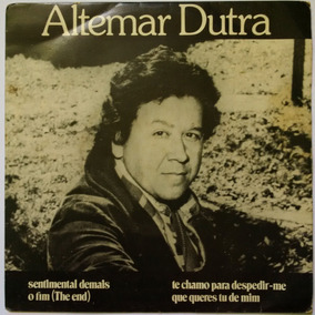 Compacto Altemar Dutra - Sentimental Demais (1964)