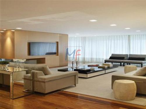 Imagem 1 de 30 de Apartamento Novo Com 392 M2 Ao Lado Do Shopping A.franco C/ 5 Vgs ! - 1826