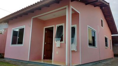 Casa 03 Dormitórios Com Suíte Na Palhoça - Codigo: Ca1264 - Ca1264
