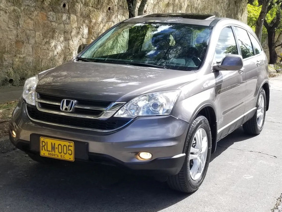 Honda Cr-v Exl 4wd Impecable