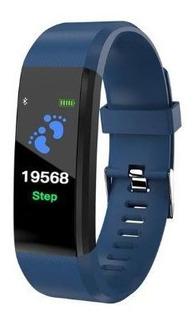 Smartband Pressão Arterial Bracelete Fitness Completo
