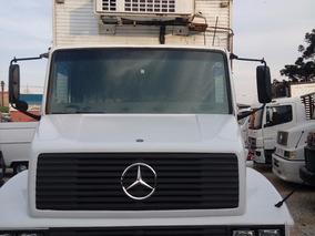 Repasse Mercedes-benz 1621 Ano 1992 Truck Bau Refrigerado