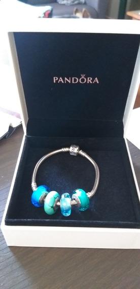 Pulseira Pandora Prata Original