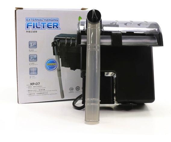 Filtro Externo Aleas Xp 07 500 L/h Aquarios