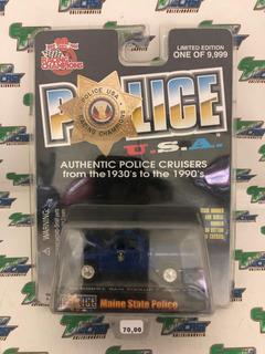 1996 Dodge Ram Pickup Maine Police Racing Champions