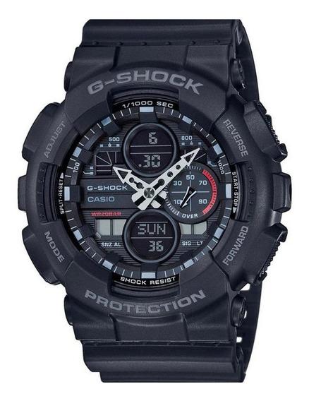 Relógio Casio G-shock Masculino Ga-140-1a1dr