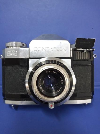 Camera Fotográfica Analógica Rangefilder Contaflex