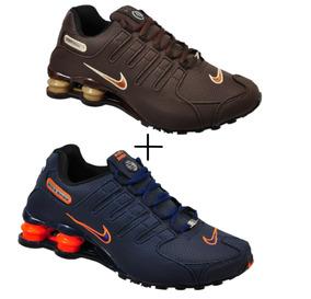7c9f83a6e81 Nike Shox Laranja - Nike para Masculino no Mercado Livre Brasil