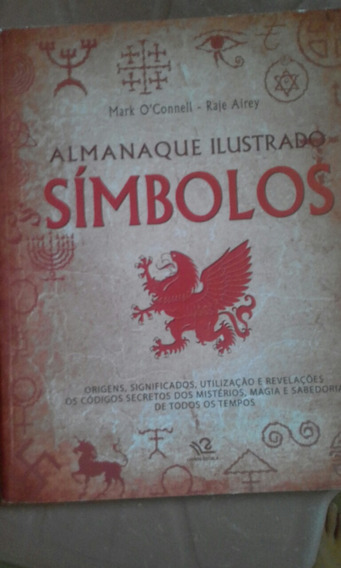 Livro Almanaque Ilustrado Símbolos E Seguinificado