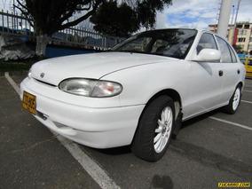 Hyundai Accent Gls Mt 1500cc 4p