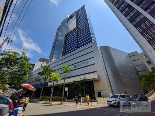 Imagem 1 de 16 de Sala À Venda, 35 M² Por R$ 250.000,00 - Caminho Das Árvores - Salvador/ba - Sa0158