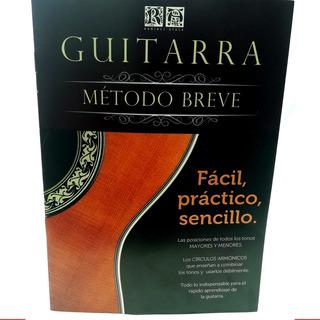 Metodo De Guitarra Clasica Breve Ramirez Ayala Dm