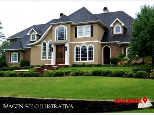 Casa Sola En Venta Fracc Villa California
