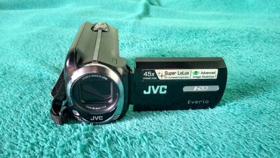 Filmadora Jvc Gz-mg750 (com Defeito)