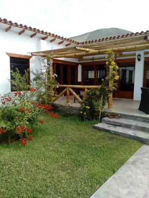 Casa De Campo Alquiler Temporal, Equioada