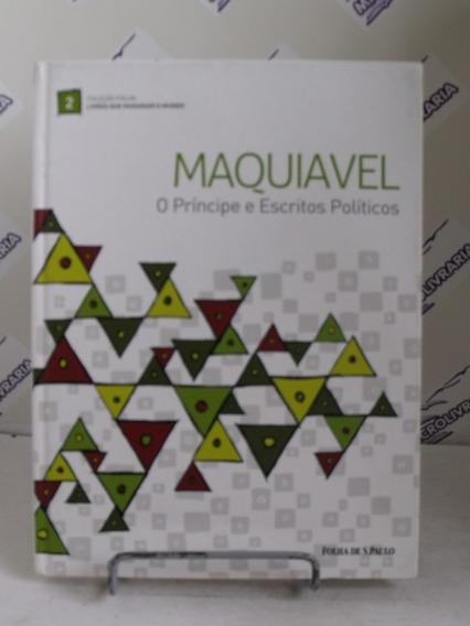 Livro Maquiavel - O Príncipe E Escritos Políticos Vol. 2