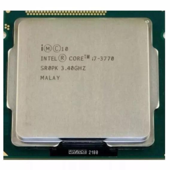 Processador Intel 3.4ghz Core I7 3770 - Oem C/ Coolermaster