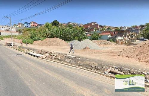Imagem 1 de 4 de Terreno À Venda, 2600 M² Por R$ 910.000,00 - Vila Rossi - Francisco Morato/sp - Te0108