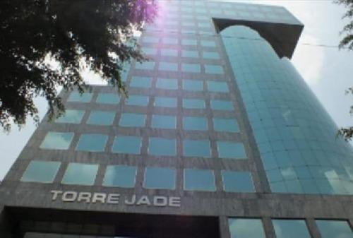 Oficina En Renta En Jardines Del Pedregal,tlalpan. Oficinas En Renta Torre Jade De 314 M2 Con 10 Cub