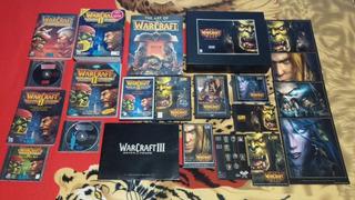 Colección De Warcraft 1, 2 Y 3