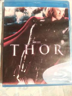 Blu Ray Thor 1 Marvel Comics Hemsworth, Portman, Hopkins