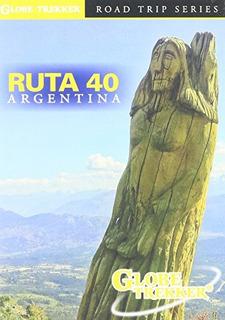 Dvd : Ruta 40 Argentina: Andes & Patagonia