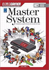 Livro Old Gamer Coleção Consoles Master System Volume 1