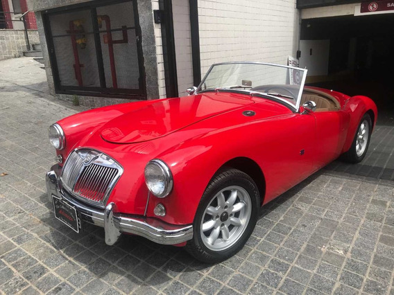Mg A - 1959 Roadster