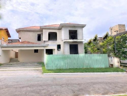 Casa Com 3 Dormitórios Suítes À Venda, 450 M² Por R$ 950.000 - Nova Higienópolis - Jandira/sp - Ca2409