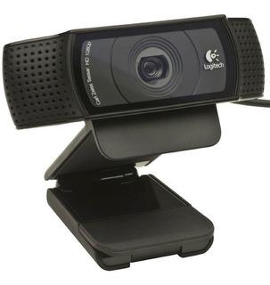 Camara Web Webcam Logitech C920 Pro Full Hd Streaming 1080p