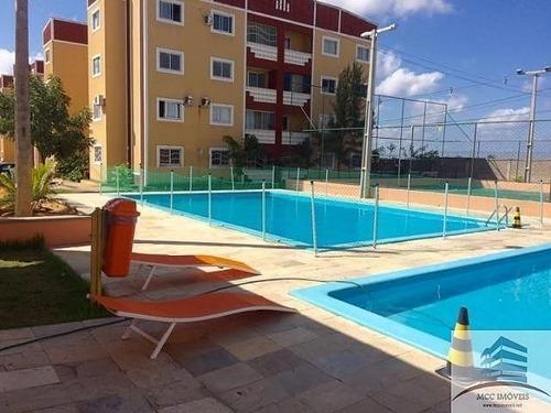 Vende-se Apartamento Em Nova Parnamirim Esplanada Dos Jardin