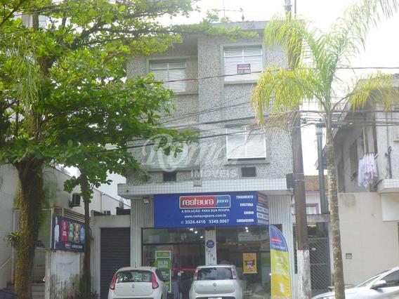 Apartamento Com 3 Dorms, Aparecida, Santos, Cod: 736 - A736