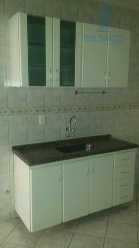 Imagem 1 de 10 de Apartamento Com 3 Dormitórios À Venda, 92 M² Por R$ 400.000,00 - Morumbi - Paulínia/sp - Ap0677