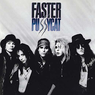 Cd : Faster Pussycat - Faster Pussycat