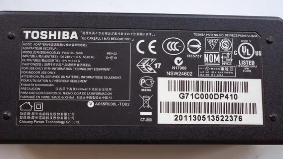 Fonte Carregador Para Notebook Toshiba Ste75 A7270-original