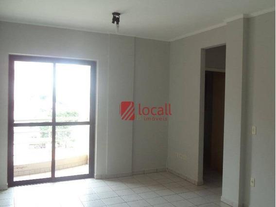 Apartamento Residencial À Venda, Higienópolis, São José Do Rio Preto. - Ap0798